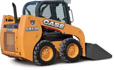 Case SR130 SR200 SR150 SR220 SR175 SR250 SV185 SV250 SV300 Skid Steer  Loader Operators Manual