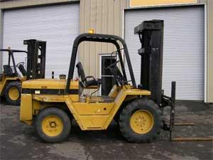 Caterpillar Cat R60 Forklift Part's Manual Download