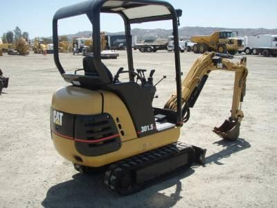 Caterpilar 301.5 301.6 301.8 Repair Manual [Mini Hydraulic Excavator]