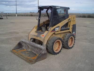 Caterpillar 216 226 228 Repair Manual Serial No :- 4NZ, 5FZ, 6BZ 3034 Engine [Skid Steer Loader]
