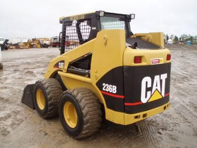 Caterpillar 236B 246B 252B 262B Repair Manual [Skid Steer Loader]