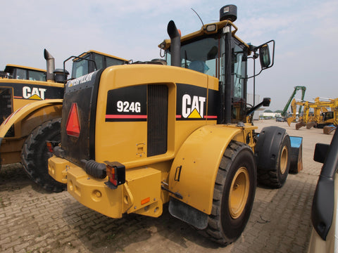Caterpillar 924G 924GZ Repair Manual [Wheel Loader] AAN | 9SW | 3PZ | AAB | 6YW | 3DZ