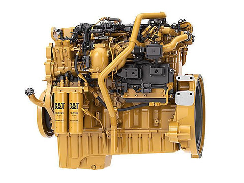 Caterpillar C9S Diesel Engine Disassembly Assembly Repair Manual