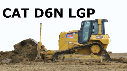 Caterpillar Cat D6N LGP Operation & Maintenance Manual Pdf