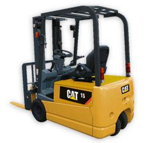 Caterpillar Cat EC15N EC18N EC20N EC25EN EC25LN EC25N EC30N Forklift Lift Trucks Service Repair Workshop Manual DOWNLOAD