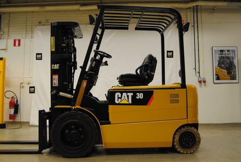 Caterpillar Cat EC35N EC40N EC45N EC55N Forklift Lift Trucks Service Repair Workshop Manual DOWNLOAD