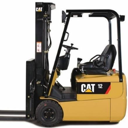 Caterpillar Cat EP10KRT EP12KRT EP15KRT Forklift Lift Trucks Chassis, Mast and Options Service Repair Workshop Manual DOWNLOAD