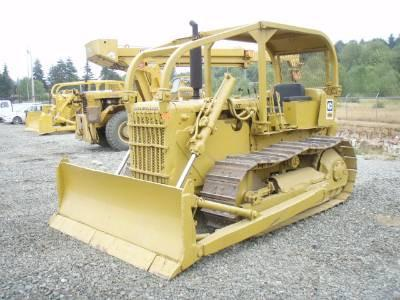 Caterpillar Cat D4D Crawler Tractor Parts Catalog Manual
