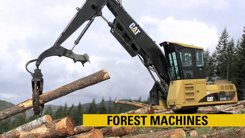 Caterpillar Forest Equipment Repair Manual