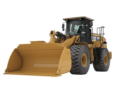 Caterpillar Wheel-Type Loader Repair Manual