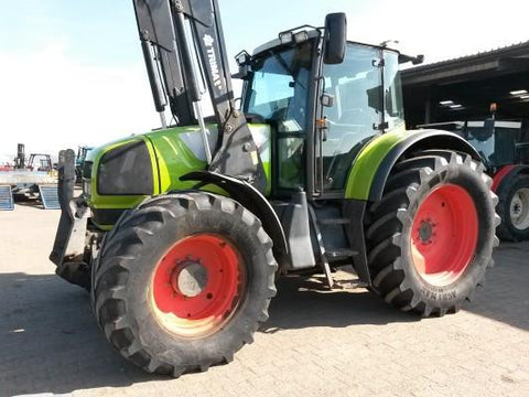 Claas Renault Ares 816 826 836 Tractor Workshop Service Repair Manual # 1 Download 806