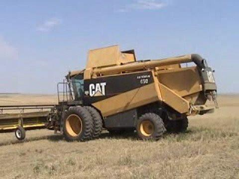 Caterpillar Agro Combine Caterpillar 480 Operation and maintenance manual PDF