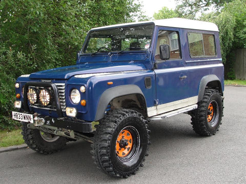 Complete 1983-1990 Land Rover Defender Ninety (90), One Ten (110) Workshop Repair Service Manual
