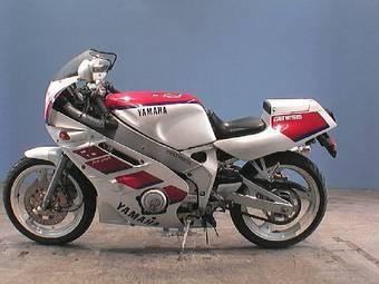 1988-1990 Yamaha FZR400A, FZR400SAC, FZR400U, FZR400SUC Workshop Repair Service Manual