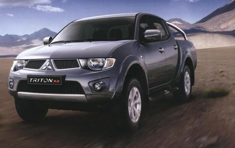 Complete Mitsubishi Triton (a k a  L200) Pickup Truck Workshop Service  Repair Manual 2006 (Searchable, Printable, Indexed, iPad-ready PDF)