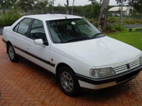 Complete Peugeot 405 Petrol Service and Repair Manual 1987-1997 (Searchable, Printable, iPad-ready PDF)