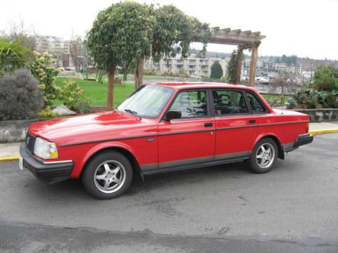 Complete VOLVO 1974-1993 200 SERIES (240/260) WORKSHOP REPAIR & SERVICE MANUAL #❶ QUALITY! - 2.1GB DVD!