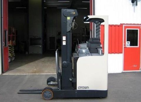 Crown ESR4500 Series Forklift Part's Manual Downlaod