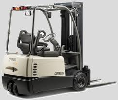 Crown SC3200 Series Forklift Part's Manual Download