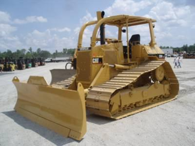 Caterpillar D5-H dozer service repair manual