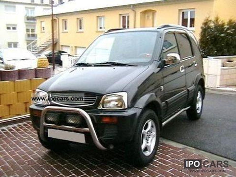 DAIHATSU TERIOS 2000-2004 WORKSHOP SERVICE REPAIR MANUAL
