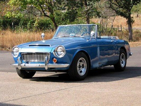 DATSUN SPORTS FAIRLADY ROADSTER 1960-1970 WORKSHOP MANUAL