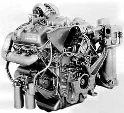DETROIT DIESEL SERIES 53 6V 8V WORKSHOP SERVICE MANUAL