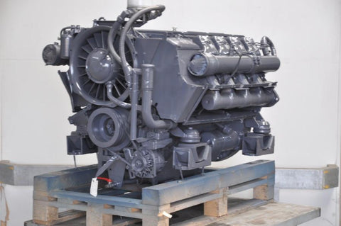 DEUTZ 413 DIESEL ENGINE WORKSHOP REPAIR SERICE MANUAL