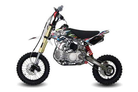 DHZ 140CC 160CC DIRT TRAIL BIKE ENGINE PARTS MANUAL