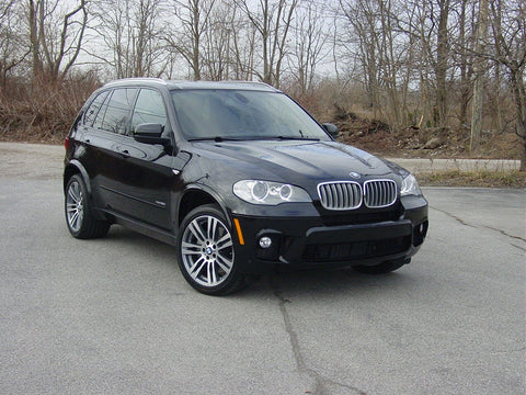 2012 BMW x5M xdrive 50i Part's Manual Download