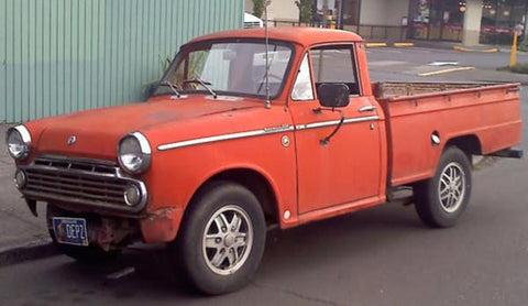 Datsun Pick Up 520 series 1965-1968 Workshop Repair Manual