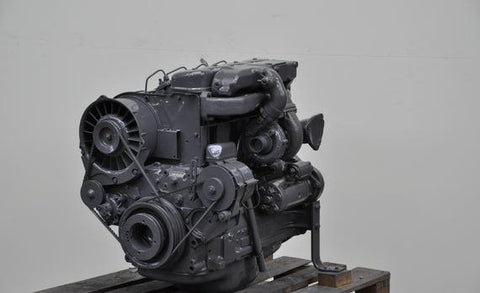 Deutz BF4L913T Engine Service Repair Manual