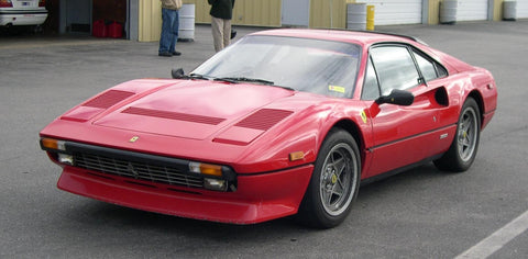 FERRARI 328 GTB / FERRARI 328 GTS CAR SERVICE MANUAL