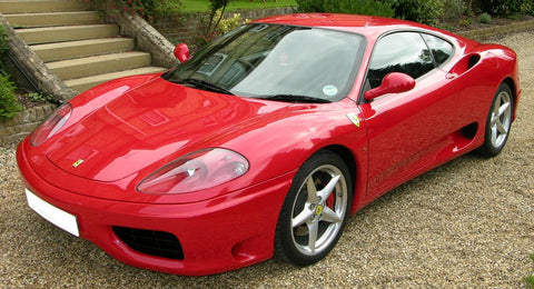 FERRARI 360 Modena CAR WORKSHOP SERVICE REPAIR MANUAL