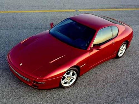 FERRARI 456 456GT 456M FACTORY WORKSHOP SERVICE REPAIR MANUAL