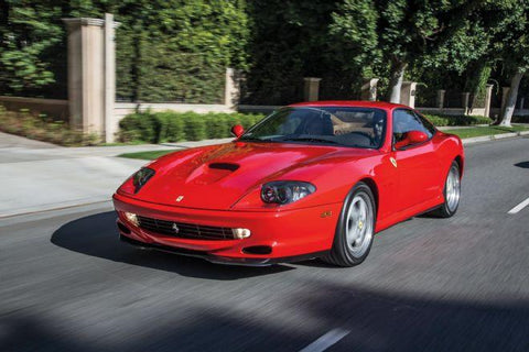 FERRARI 550 maranella CAR WORKSHOP SERVICE REPAIR MANUAL