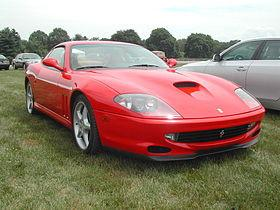 FERRARI 550 maranellao models car Factory Workshop Service Repair Manual