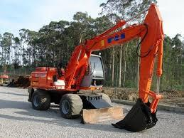 FIAT - HITACHI EX165W EXCAVATOR SERVICE REPAIR MANUAL