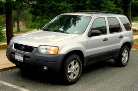 ford escape 2001 to 2007 service repair manual pdf download