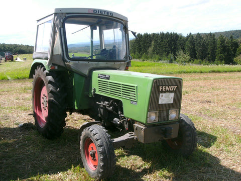 Fendt Farmer 103S Service Repair Manual PDF