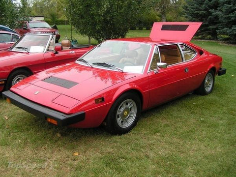 Ferrari 308 GT4 1973-1980 Repair Service Manual PDF