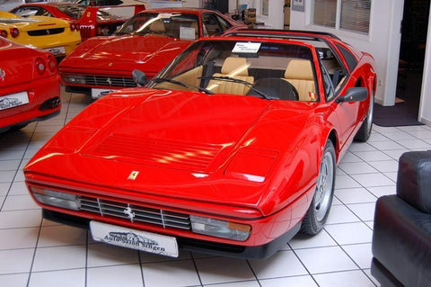 Ferrari 328 328GTB 328GTS 1985-1989 Repair Service Manual