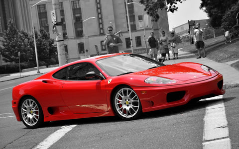 Ferrari 360 Challenge Stradale Workshop Service Repair Manual