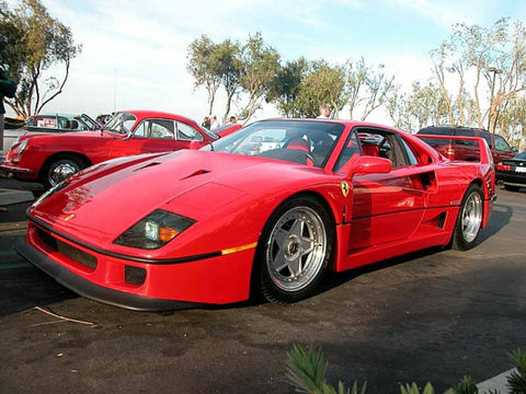 Ferrari F40 1992 Repair Service Manual PDF