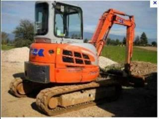 Fiat Kobelco Compact LINE EX95W Midi Excavators* Factory Service / Repair/ Workshop Manual Instant Download!