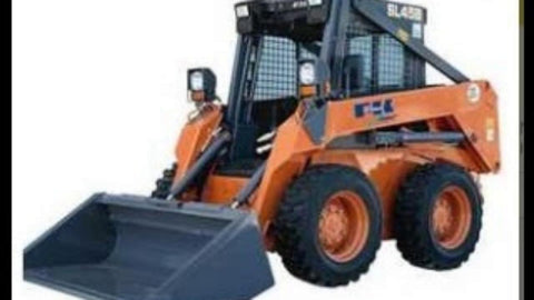 Fiat Kobelco SL45B SL55BH Skid Steer Loader Service Repair Workshop Manual DOWNLOAD