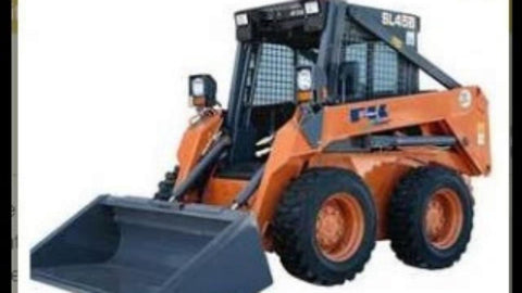 Fiat Kobelco SL65B Skid Steer Loader Service Repair Workshop Manual DOWNLOAD
