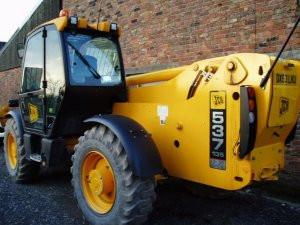 2000 JCB 537 135 Loadall Workshop Service Repair Manual S/No : U107536G