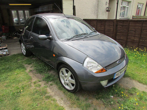 2004 FORD KA 1600cc Workshop Service Repair Manual