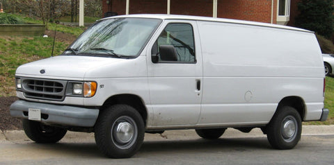 Ford Econoline 1997-2000 Workshop Service repair manual Download